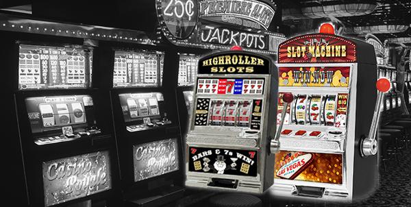 Дизайн игровых автоматов: факты и особенности