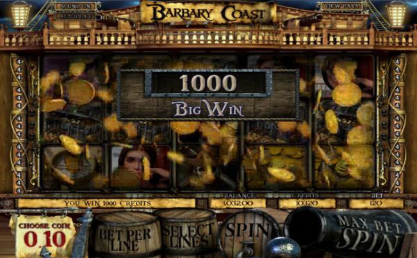 Игровой автомат Barbary Coast - без регистрации и бесплатно играй в Вулкан казино