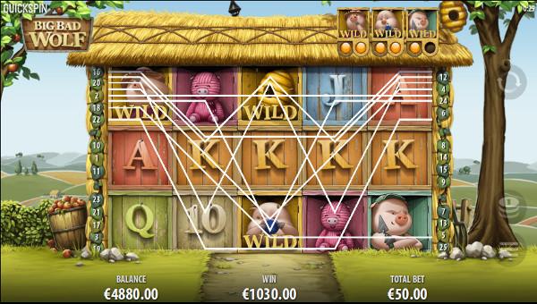 Игровой автомат Big Bad Wolf - играть онлайн в Booi казино