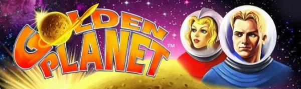 Игровой автомат Golden Planet - галактические богатства для игроков Вулкан казино