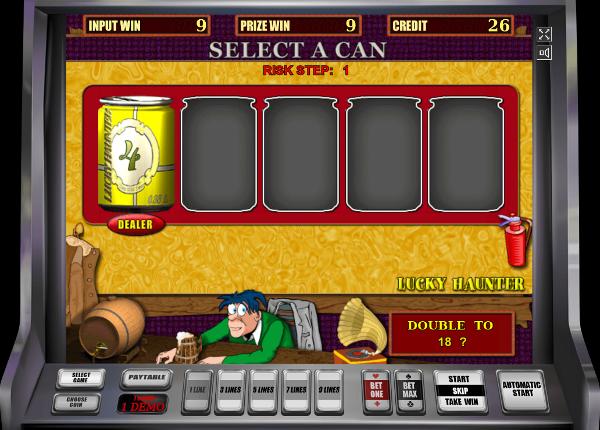 Игровой автомат Lucky Haunter - удачный слот в казино Вулкан Старс