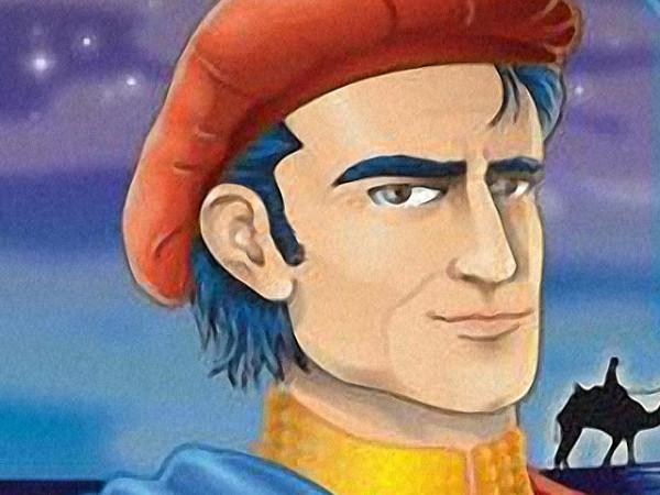 Игровой автомат Marco Polo - увлекательное путешествие ждет вас