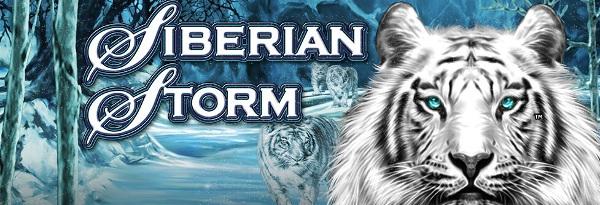 Игровой автомат Siberian Storm - удачный вход на официальный сайт Вулкан Старс