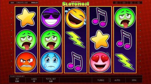 Игровой автомат Slotomoji - в Спин Сити казино регулярно побеждай