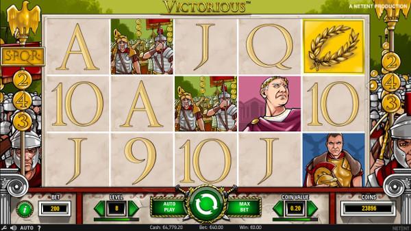 Игровой автомат Victorious - скачать приложение Вулкан и выиграй регулярно