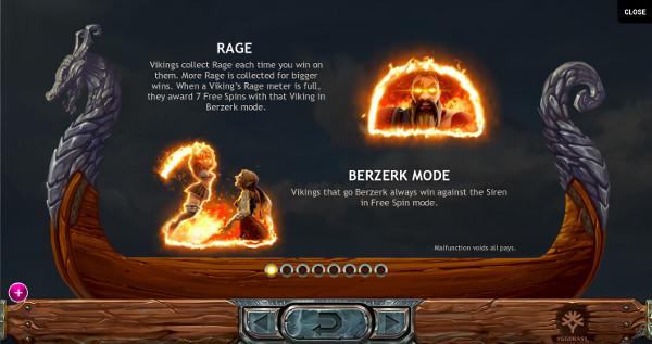 Игровой автомат Vikings Go Berzerk - на зеркало Вулкан 24 казино играть без блокировок