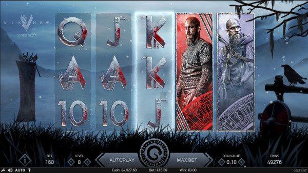 Игровой автомат Vikings - играть онлайн в аппараты НетЕнт на сайте Вулкан казино
