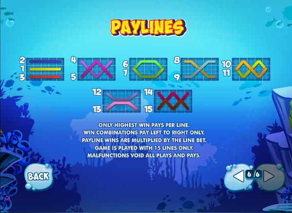 Игровой автомат Wacky Waters - морские приключения Казино Икс