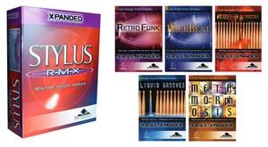 Обновление для виртуальной студии, занимающейся созданием музыки - Spectrasonics Stylus RMX