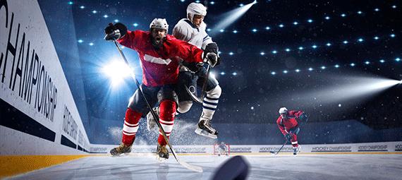 ставок на хоккей