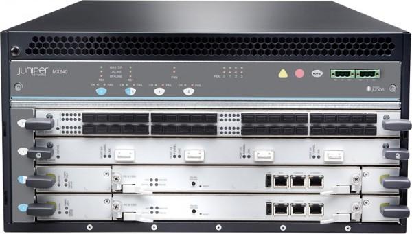 сетевое оборудование Juniper Networks